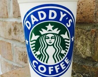 Personalized Starbucks Cup, Travel Mug, Starbucks Coffee Cup, Starbucks Coffee Mug, Starbucks Mug