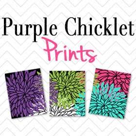 PurpleChickletPrints