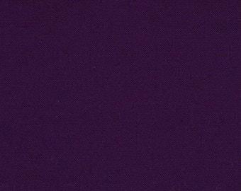 Kona Cotton in Tulip Purple - Robert Kaufman