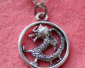 Lucky Dragon Pendant
