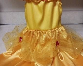 Belle Dress/Comfortable Costume