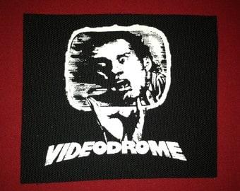 Videodrome Cloth Punk Patch