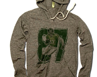 Eric Decker NFLPA Officially Licensed New York Jets Women's Hoodie S-XL Scribble 87 G
