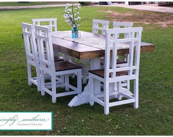 Southern Style Chairs ~ Handmade, Wooden