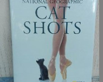 National Geographic Cat Book!