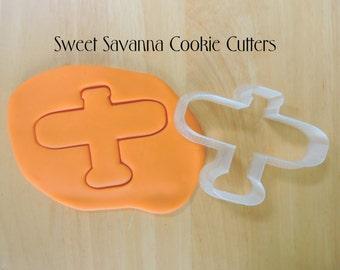 Airplane Cookie Cutter.