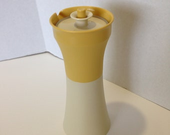 Vintage Tupperware Salad Dressing Container