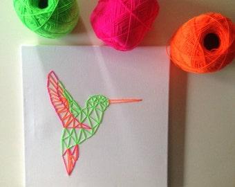 Fluo Hummingbird