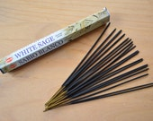White Sage Incense Sticks -Pack of 20