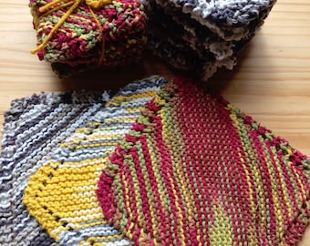 Earthy and Sturdy Dish Cloth's
