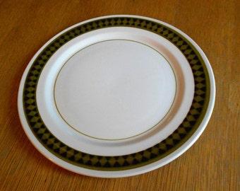 Vintage Mikasa Mediterrania Dominique Round Platter