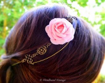 Vintage Headband / head jewel Melissa