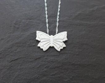 Fine Silver Butterfly