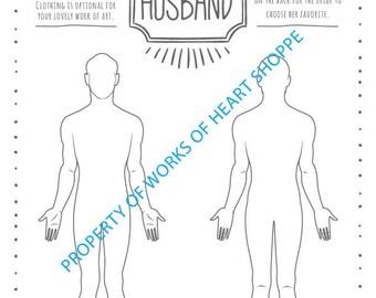 PRINTABLE Perfect Husband game