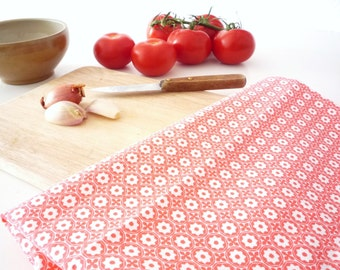 Tea towel / hand towel Red
