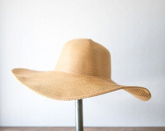 Tan Summer Hat