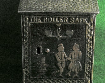 THE ROLLER SAFE by Kyser & Rex (1882)