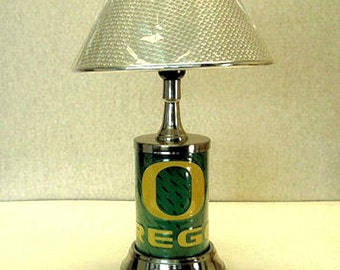 Oregon Ducks Desk Lamp