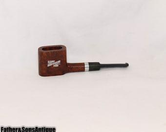 U.S. Navy Guantanamo Bay Tobacco Pipe! Briar Wood