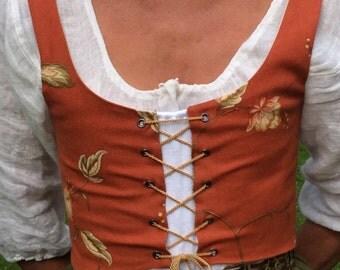 18th Century Vest. Size S, EU 36