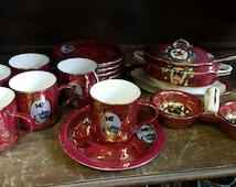Persian Demitasse set
