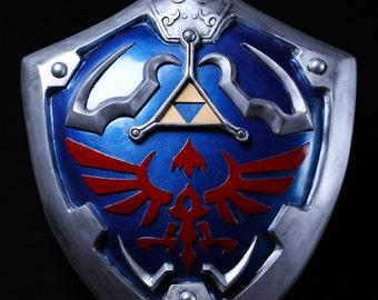 Legend of Zelda:Twilight Princess Cosplay Hylian Shield Replica