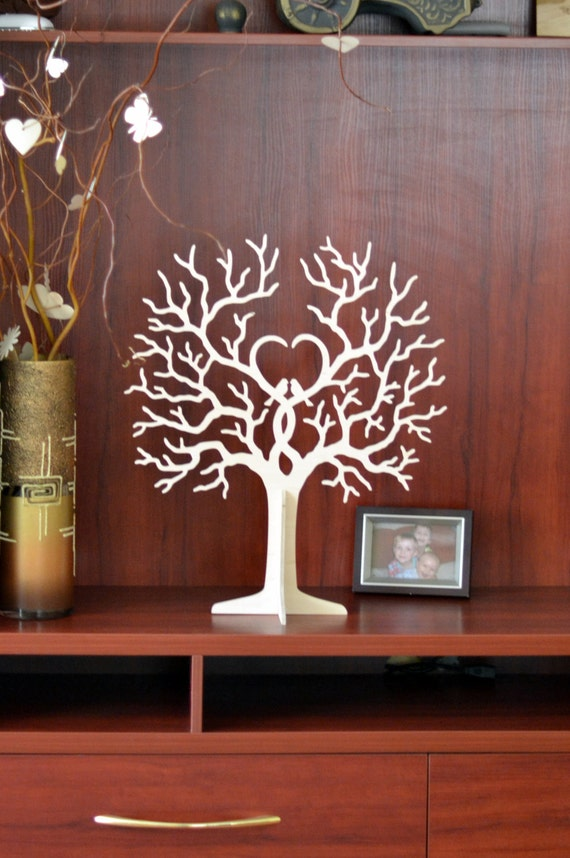 Items similar to baby shower wishing tree with 50 tags for Wish decoration