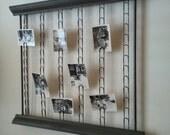 Photo/Cards Wall Display/ Jewelry Organizer