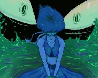 Steven Universe Art Print