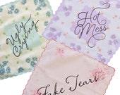 Sob handkerchief set