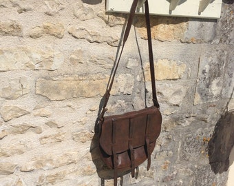 WW1 us army saddle bag