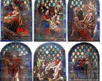 7846 Jesus and the Prophets Windows