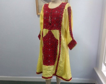 Vintage Traditional tribal dress