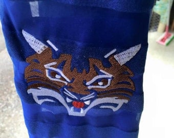 kentucky wildcat scarf