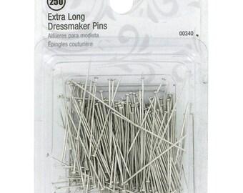 "1 1/4"" Singer Straight Pins - 00340"