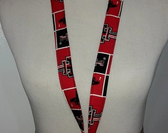 Texas Tech Lanyard