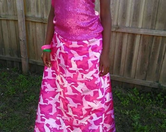 Duck Dynasty prom dress /evening gowns