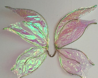 Iridescent Faery wings perfect for any fae small or tall