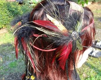 Wood Witch Headdress