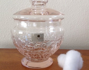 Studio Nova Fruit Basket Lidded Candy Dish Apothecary
