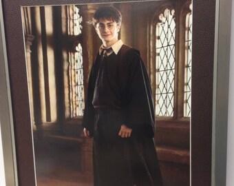 Harry Potter movie poster framed 16x20 (48)