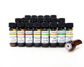 20 Essential Oils, AROMATHERAPY DRAM SET, 100% Pure, Undiluted, Lot/Wholesale