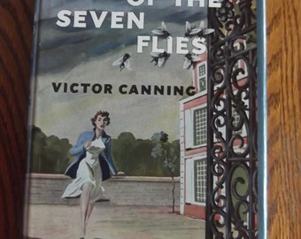 Vintage - The House of the Seven Flies - 1952
