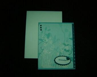 """Card - """"Friends"""""""
