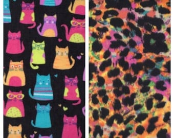 Fleece Cat Blanket(C70)