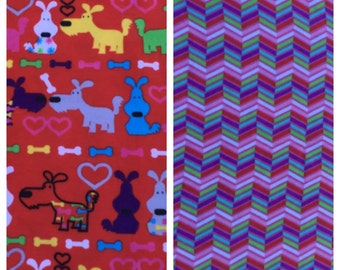Fleece Dog Blanket(D24)