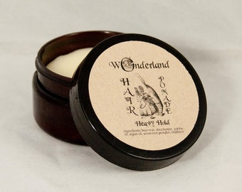 Natural Hair Pomade, Heavy Hold, Unscented