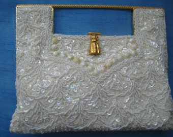 Stunning VTG Evening Bag by Vivant of Sarne