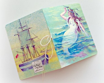 Mermaid Journal, Vacation Journal
