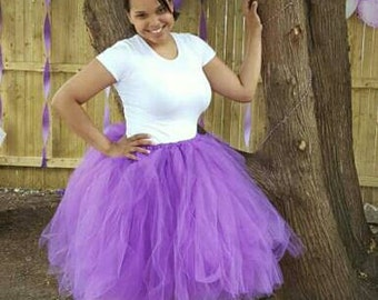 Ultra  Full Adult Tutu Skirt - Variety of colors